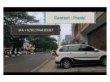 For Rent/ Di Sewakan - Office space Rukan rumah kantor Veteran Selatan Makassar Ujung Pandang