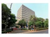 ewa Kantor di Plaza Aminta, Pondok Indah, Jakarta Selatan – Tersedia Beberapa Ruangan Kantor Siap Pakai (Bare Condition / Semi Furnished Free of Charge)