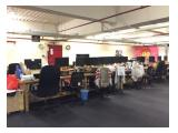 Spacious working area that can fit many people