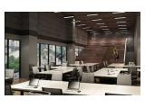 Disewakan Office Space at Hayam Wuruk Plaza Start from 7 m2 - 1500 m2