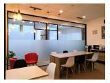 Sewa Virtual Office & Service Office, Pendirian PT dan PKP - 88@casablanca (EightyEight@Kasablanka) Furnished