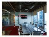 SEWA OFFICE PALING MURAH DI KOTA KASABLANKA RP. 25JT/BLN !!! (FULLY FURNISHED TERMASUK SERVICE CHARGE & ELECTRICITY)