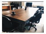 Sewa Office Space at Gedung Gondangdia Lama 25, Jakarta Pusat - Bare Condition
