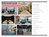 Disewakan Kantor 2 Lantai Eksklusif. Fasilitas Lengkap, Baru & Murah di Roseville SOHO & Suite BSD City