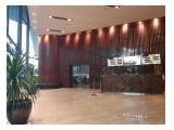 Disewakan Cepat Kantor St Moritz / Lippo Puri Office Jakarta Barat - 377m2