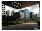 For Lease / Sewa Office Space (Ruang Perkantoran) Sahid Sudirman Center Jakarta
