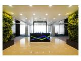 Sewa Ruang Kantor GreenHub Suited Offices Siap Pakai di Plaza Marein Sudirman - Full Furnished