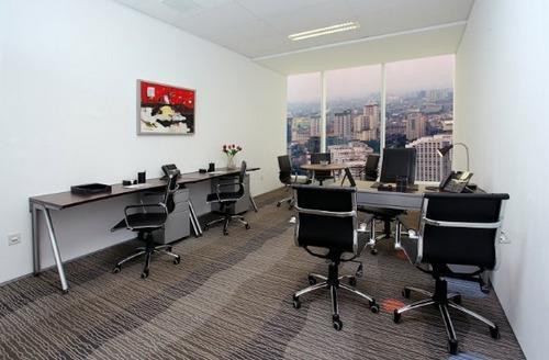 Sewa office space menara bca kantor menara bca disewakan for Small meeting room jakarta selatan